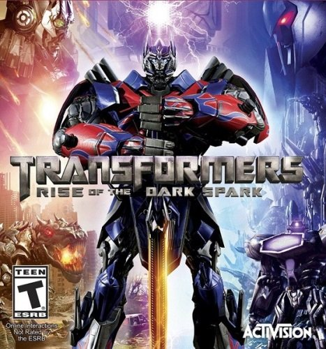Transformers: Rise of the Dark Spark / 2014 / PC
