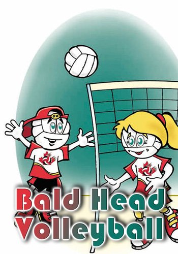 Bald Head Volleyball / 2014 / PC