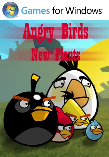 Angry Birds New Plants / 2014 / PC