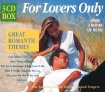 The London Studio Orchestra and Singers - For Lovers Only [3CD Box Set] / 1997