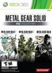 Metal Gear Solid HD Collection / 2011 / XBOX360