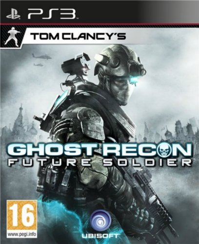 Tom Clancy's Ghost Recon:  Future Soldier / 2012 / PS3