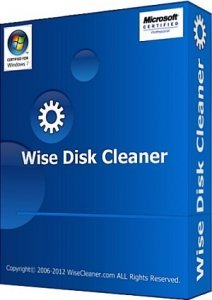 Wise Disk Cleaner Pro / Windows