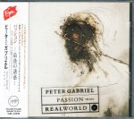 Peter Gabriel - Passion  Music for The Last Temptation Of Christ [VJD-32212] / 1989 / FLAC lossless