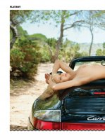 Журнал Playboy. Special Collector''s Edition. Girls & Cars / 2014 / PDF