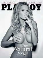 """Журнал Playboy """" Playboy Special Collector's Edition. The Natural Issue"""" / 2014 / PDF"""