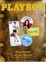 Журнал Playboy Special Collector's Edition. Playmates of the World / 2014 / PDF /  USA / ENG