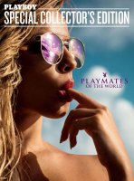 Playboy. Special Collector's Edition. Playmates of the World (Сентябрь) (2015) PDF