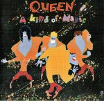 Queen - A Kind of Magic / 1986 / APE lossless