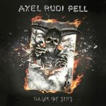 Axel Rudi Pell - Game Of Sins (Limited Edition) / 2016 / FLAC lossless