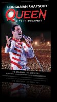 Queen - Hungarian Rhapsody: Live in Budapest / 1986 (2012) / FLAC lossless