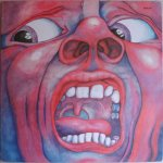 King Crimson - In The Court Of The Crimson King (vinyl, 1981 Edition, Polydor 2310 516) / 1969 / FLAC lossless