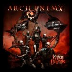 Arch Enemy - Khaos Legions (Limited Deluxe Edition, 2CD) / 2011 / MP3 320kbps