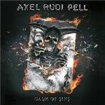 Axel Rudi Pell - Game Of Sins (Deluxe Edition) / 2016 / MP3 320kbps