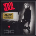 Billy Idol - Kings & Queens Of The Underground / 2014  / FLAC lossless