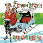 The Brian Setzer Orchestra - Boogie Woogie Christmas / 2002 / FLAC lossless