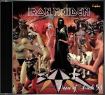 Iron Maiden - Dance of Death 5.1 / 2004 / FLAC lossless