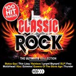 V.A. - Classic Rock The Ultimate Collection - 100 Rock Hits / 2017 / MP3 320kbps