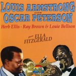 Louis Armstrong - Louis Armstrong With Oscar Peterson 1957 / 1996 / MP3 320kbps