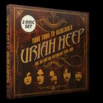 Uriah Heep - Your Turn To Remember (The Definitive Anthology 1970-1990, 2CD Set) / 2016 / FLAC lossless