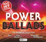 V.A. - Power Ballads - The Ultimate Collection [5CD] / 2017 / MP3 320kbps