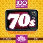 V.A. - 100 Greatest 70's [5CD] / 2017 / FLAC lossless