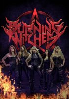 Burning Witches - Discography (2017 - 2018) / MP3 320kbps