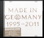 Rammstein - Made in Germany 1995–2011(2CD) / 2011 / FLAC lossless
