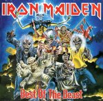 Iron Maiden - Best Of The Beast [Japan Edition] [Compilation] [2CD] / 1996 / MP3 320kbps