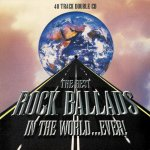 V.A. - The Best Rock Ballads In The World...Ever! / 1995 / FLAC lossless