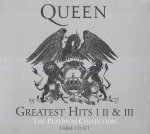 Queen- Greatest Hits I, Ii & Iii [The Platinum Collection, Remastered, 3CD] / 2011 / MP3 320kbps