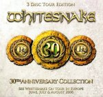 Whitesnake - 30th Anniversary Collection [3CD] / 2008 / FLAC lossless