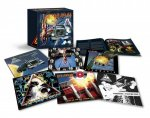 Def Leppard - The CD Collection: Volume 1 [7CD Box Set Remastered] (1979/2018) / FLAC lossless