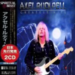 Axel Rudi Pell - Greatest Hits (Japanese Edition) (Compilation) / 2019 / MP3 320kbps