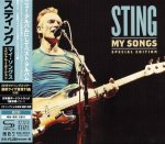 Sting - My Songs [2CD, Special Edition] / 2019 / MP3 320kbps