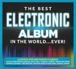 V.A. - The Best Electronic Album In The World... Ever! [3CD] / 2019 / FLAC lossless