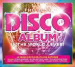 V.A. - The Best Disco Album In The World... Ever! [3CD] / 2019 / FLAC lossless