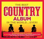 V.A. - The Best Country Album in the World... Ever! [3CD] / 2019 / MP3 320kbps