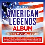 V.A. - The Best American Legends Album In The World... Ever! [3CD] / 2020 / MP3 320kbps