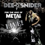 Dee Snider - For the Love of Metal [Live] / 2020 / MP3 320kbps