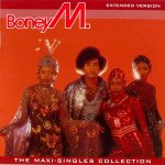 Boney M - The Maxi-Singles Collection Vol. 1-4: Extended Version (2005/2006) / FLAC lossless