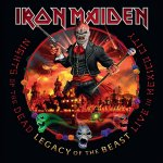 Iron Maiden - Nights of the Dead, Legacy of the Beast: Live In Mexico City [2CD] / 2020 / MP3 320kbps