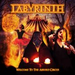 Labyrinth  - Welcome to the Absurd Circus (Hi-Res) / 2021 / FLAC lossless